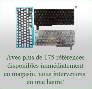 175 modèles de claviers en stock