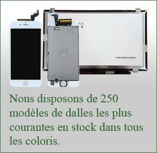 250 modèles de dalles